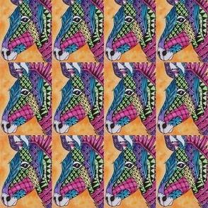 Zebra Doodle