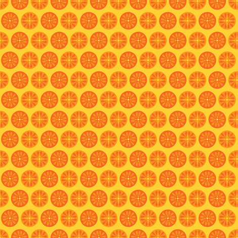 Solar Dot fabric by robyriker on Spoonflower - custom fabric