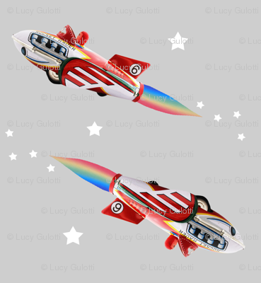 Rocket Racer and stars (1)