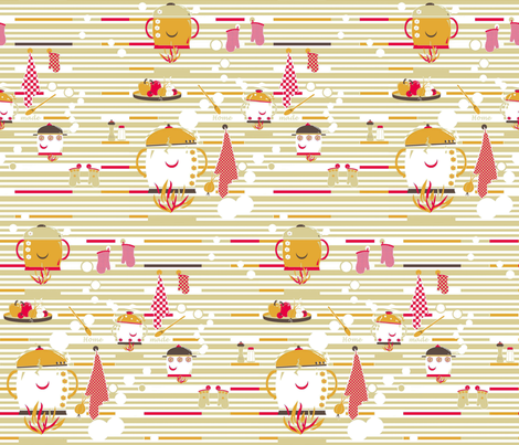 Home made fabric by alfabesi on Spoonflower - custom fabric