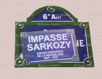Impasse Sarkozy