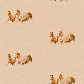 Mare With Foal 1, S