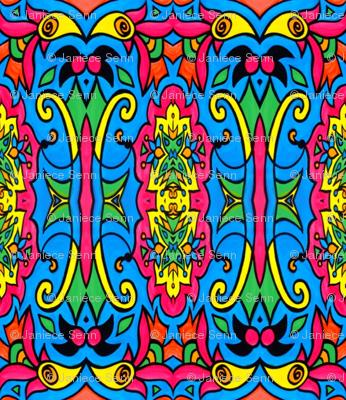 Psychedelic Eye Pop
