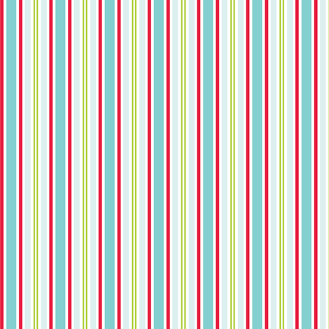 Milly Mouse Stripes fabric by bzbdesigner on Spoonflower - custom fabric