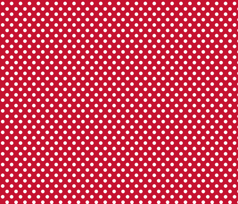 KC dot brick fabric by minimiel on Spoonflower - custom fabric