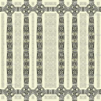 Lindisfarne Dining Room Crosses