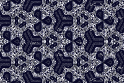 Lindisfarne Navy Blue Hex
