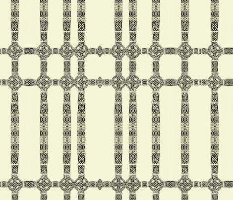 Lindisfarne Wedding fabric by wren_leyland on Spoonflower - custom fabric