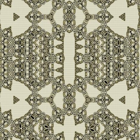 Lindisfarne Unbreakable Bonds fabric by wren_leyland on Spoonflower - custom fabric