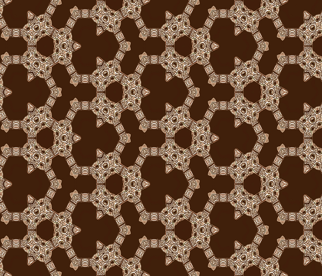 Lindisfarne Java Large fabric by wren_leyland on Spoonflower - custom fabric