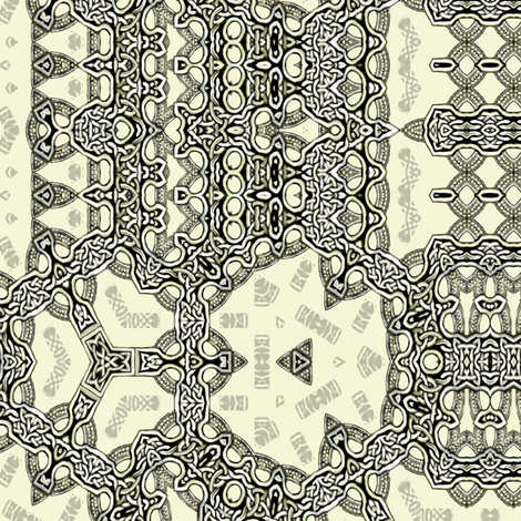 Lindisfarne Lace fabric by wren_leyland on Spoonflower - custom fabric