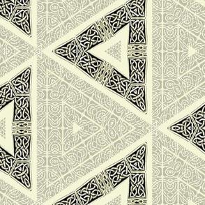 Lindisfarne Gray Triangles