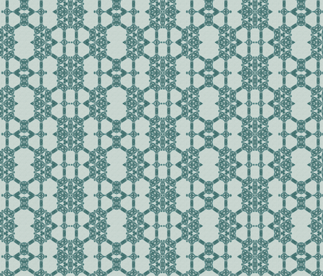 Lindisfarne Window Frames fabric by wren_leyland on Spoonflower - custom fabric