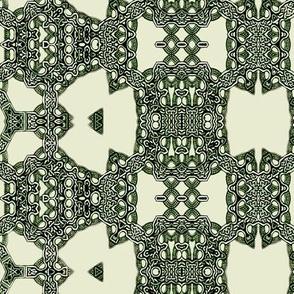 Lindisfarne Emerald Weave
