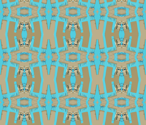 Kayte 5 fabric by susaninparis on Spoonflower - custom fabric