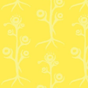 alien_flower- yellow