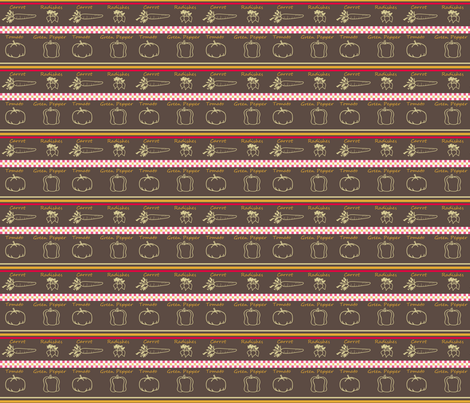 Retro_Kitchen fabric by ©_lana_gordon_rast_ on Spoonflower - custom fabric