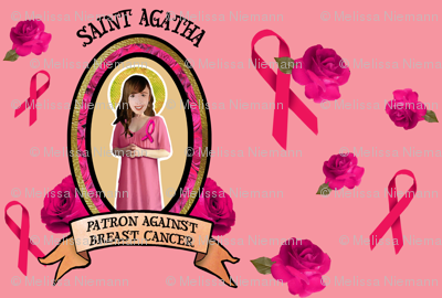 St. Agatha's Breast Cancer Awareness