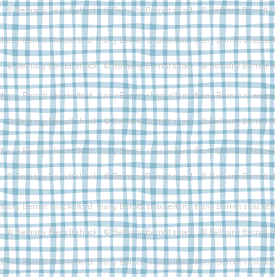 Farmtasia Gingham Blue