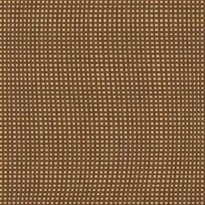 Hessian Weave