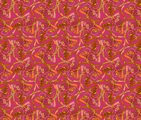 gottadance fabric by glimmericks on Spoonflower - custom fabric