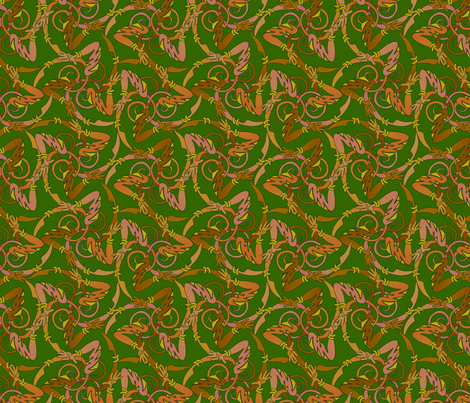 gottadance3 fabric by glimmericks on Spoonflower - custom fabric