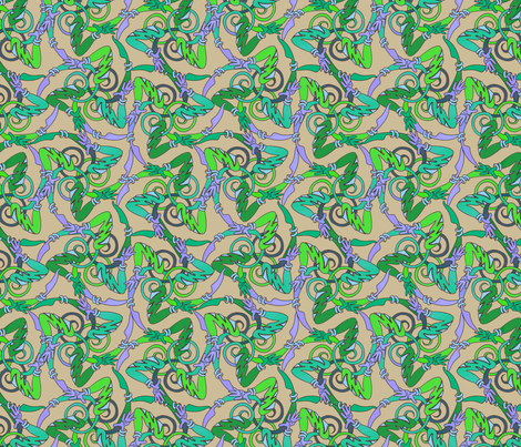 gottadance6 fabric by glimmericks on Spoonflower - custom fabric