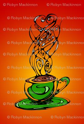 Inkblot Warm Tea