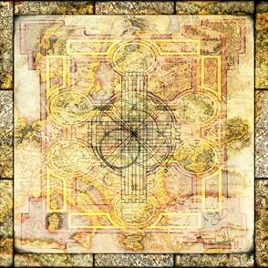 Celtic Cross Mandala