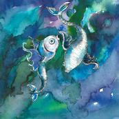 Pisces Volans - Lagune