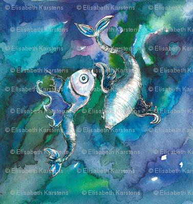 Pisces Volans- Lagune