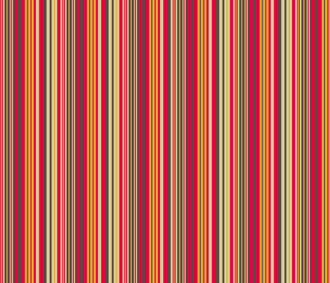 Kitchen Stripe fabric by elarnia on Spoonflower - custom fabric