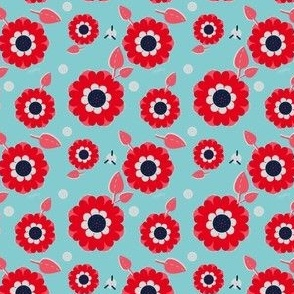 Circus Poppies