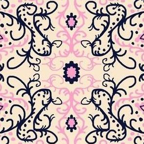 Zephyr - Damask Pink