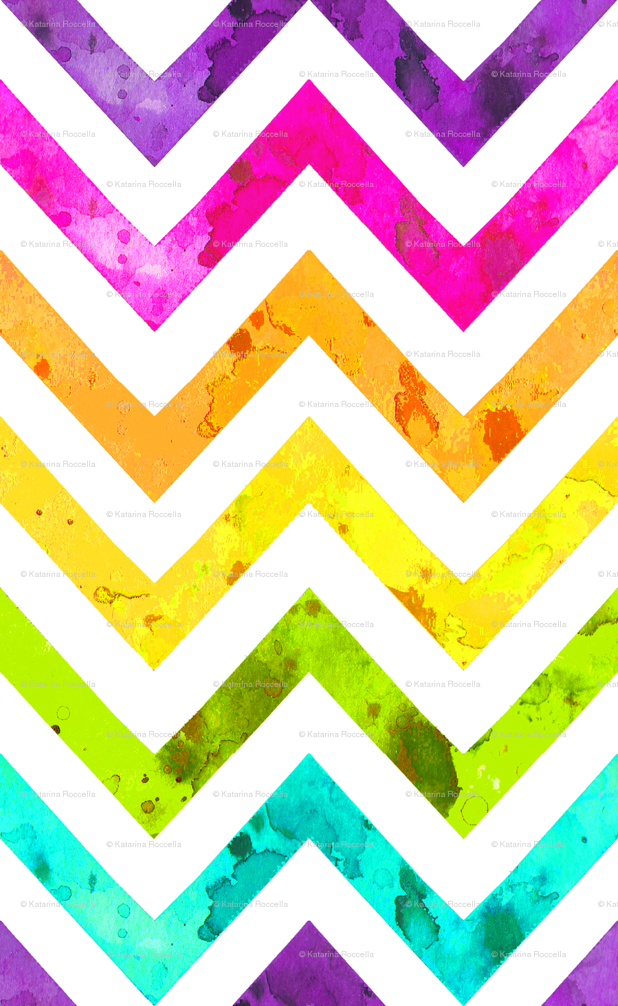 gallery for rainbow chevron wallpaper