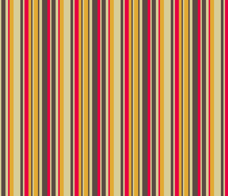 Salt 'n Pepper Stripes fabric by evenspor on Spoonflower - custom fabric