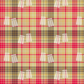 Salt 'n Pepper Plaid