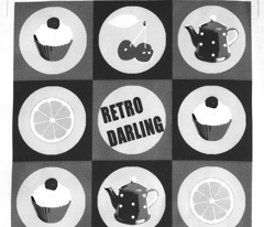 Retro Darling! On The Grey Side