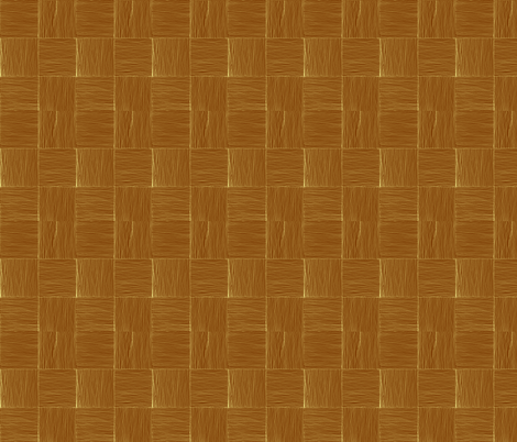 Woven lauhala mat in Natural, medium fabric by sophista-tiki on Spoonflower - custom fabric