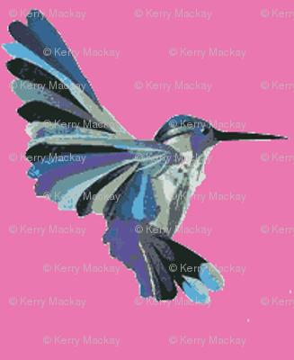 hummingbird pink