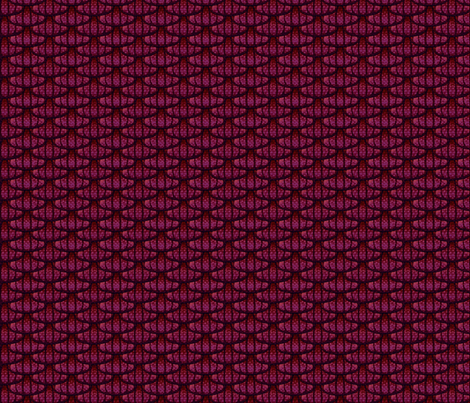 cherry juice_scales fabric by glimmericks on Spoonflower - custom fabric