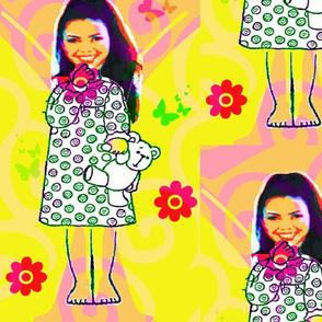 My Girl Fabric by E. van de Craats May 2012