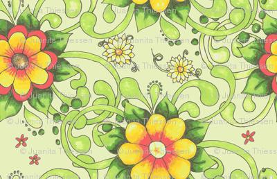 Shirley-green back