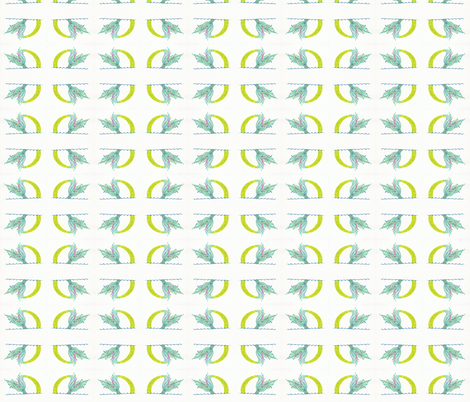colored_mermaid_tail fabric by isa_creations on Spoonflower - custom fabric