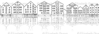 Trondheim storehouses