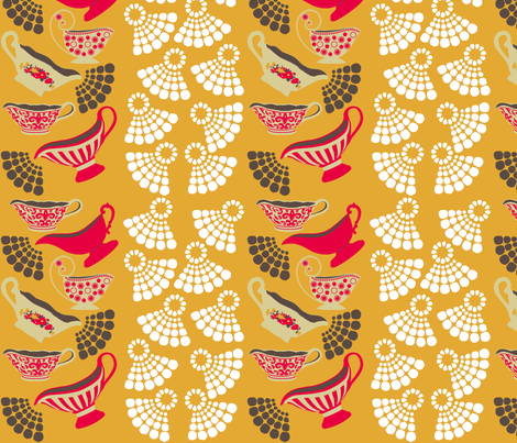 Everything Else is Gravy fabric by rubydoor on Spoonflower - custom fabric