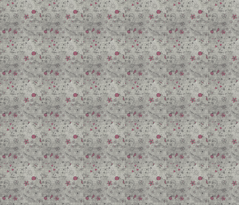 Happy-go-lucky fabric by rosie_martinez-dekker on Spoonflower - custom fabric