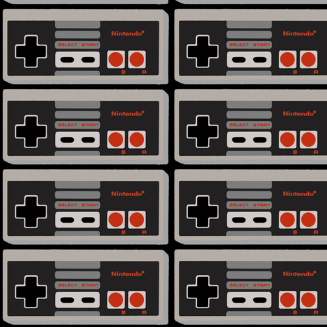 NES Controller Bricks