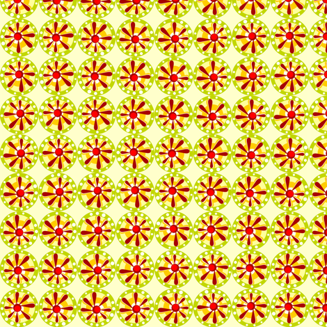 Julitha (Spring) fabric by bippidiiboppidii on Spoonflower - custom fabric