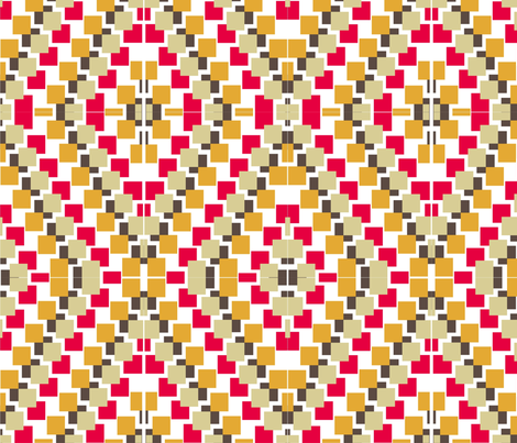 Retro_Kitchen fabric by brandisloan on Spoonflower - custom fabric